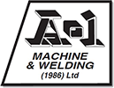 A1 Machine & Welding (1986) Ltd.